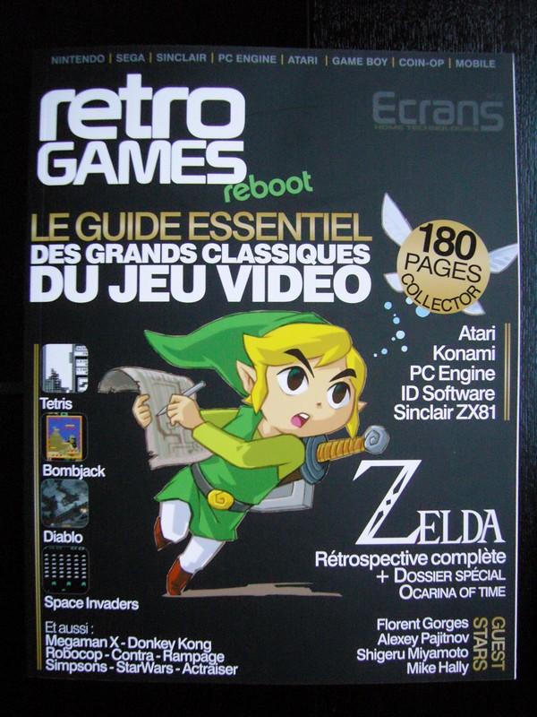 Ecrans Home Technologies  n°35 : Retro Games reboot - Le guide essentiel volume 2