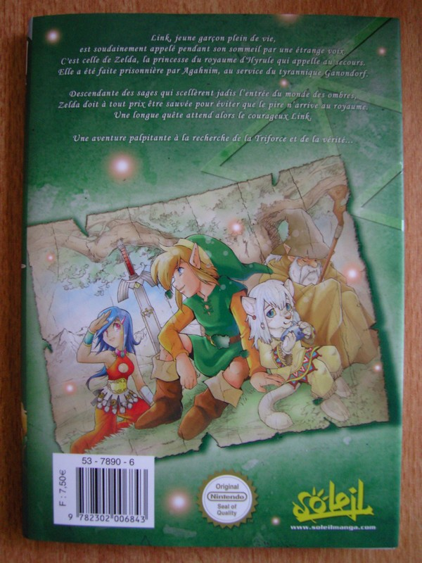 Manga The Legend Of Zelda : A Link To The Past