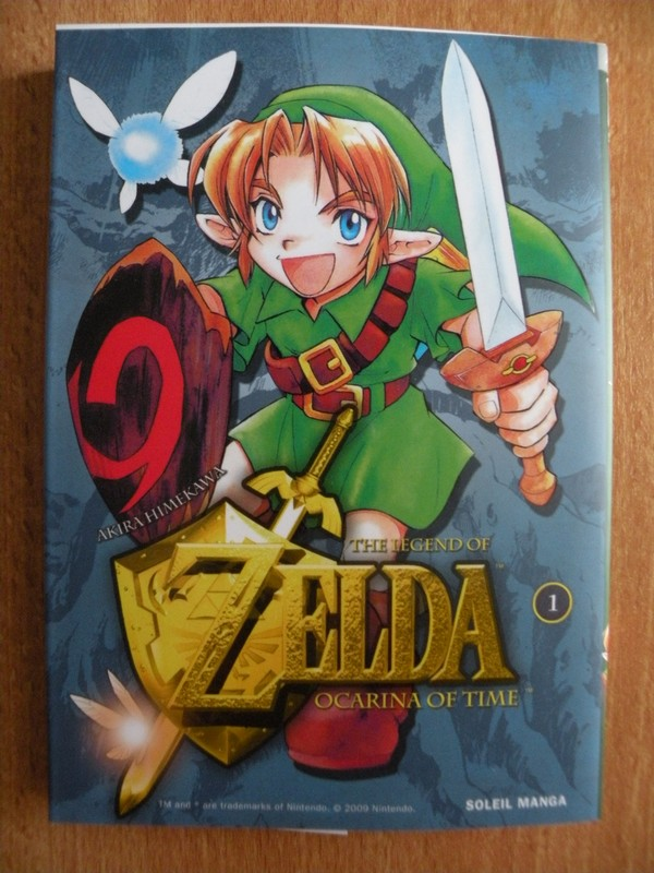Manga The Legend Of Zelda : Ocarina Of Time vol.1
