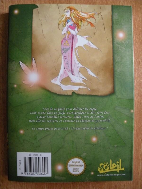 Manga The Legend Of Zelda : Ocarina Of Time vol.2
