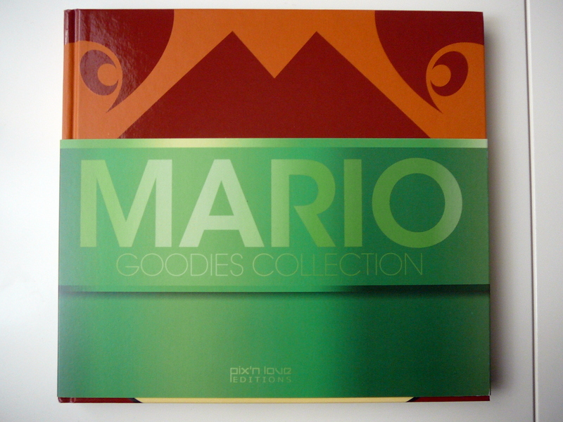 Mario Goodies Collection