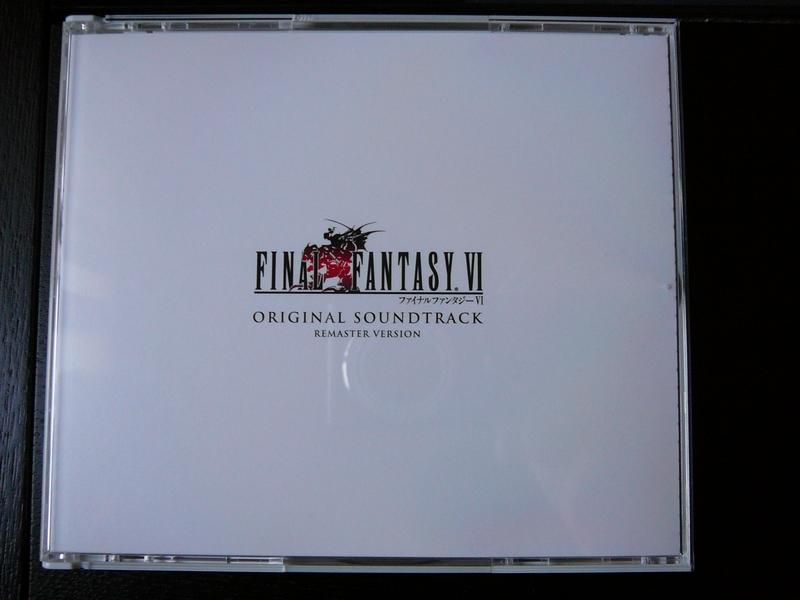 OST remastérisée Final Fantasy VI