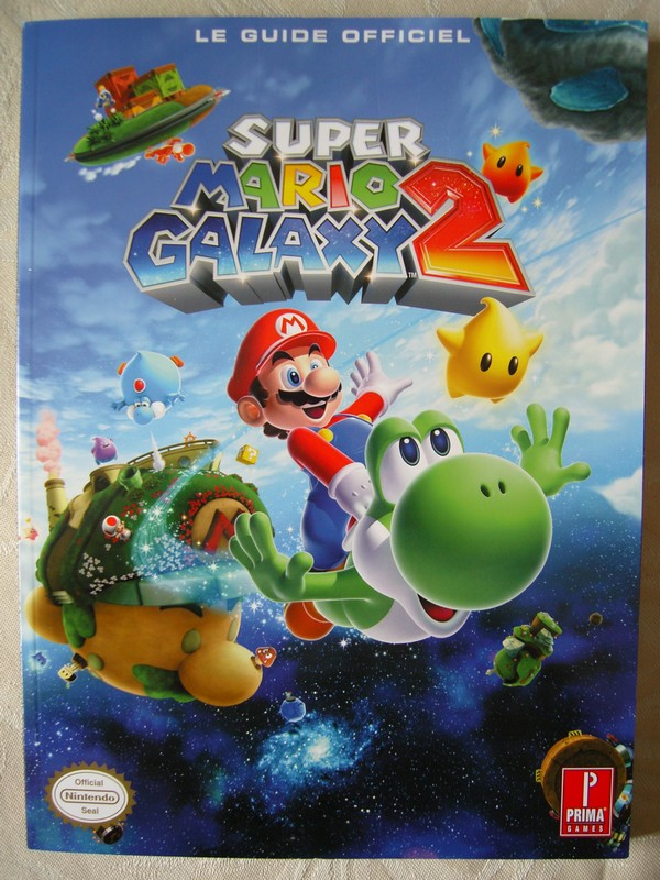 Guide Super Mario Galaxy 2