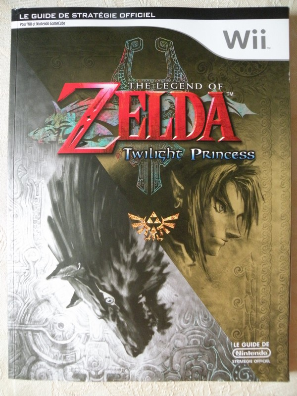 Guide The Legend Of Zelda : Twilight Princess