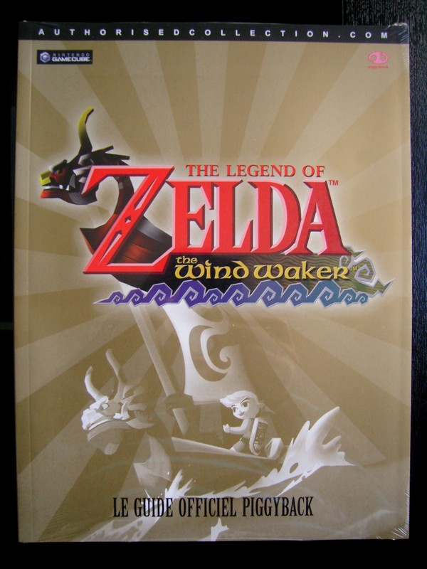 Guide The Legend Of Zelda : Wind Waker