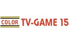Logo Color TV-Game 15 - 1977 (Japon)