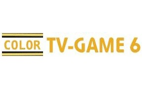 Logo Color TV-Game 6 - 1977