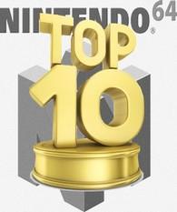 Top 10 N64