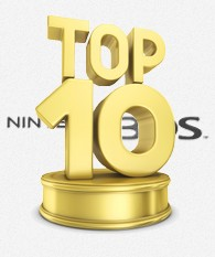 Top 10 Nintendo 3DS