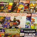 Magazines de jeux vidéo