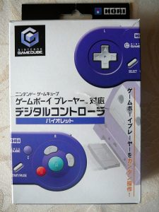 Manette Game Boy Player