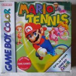 Mario Tennis (2001)
