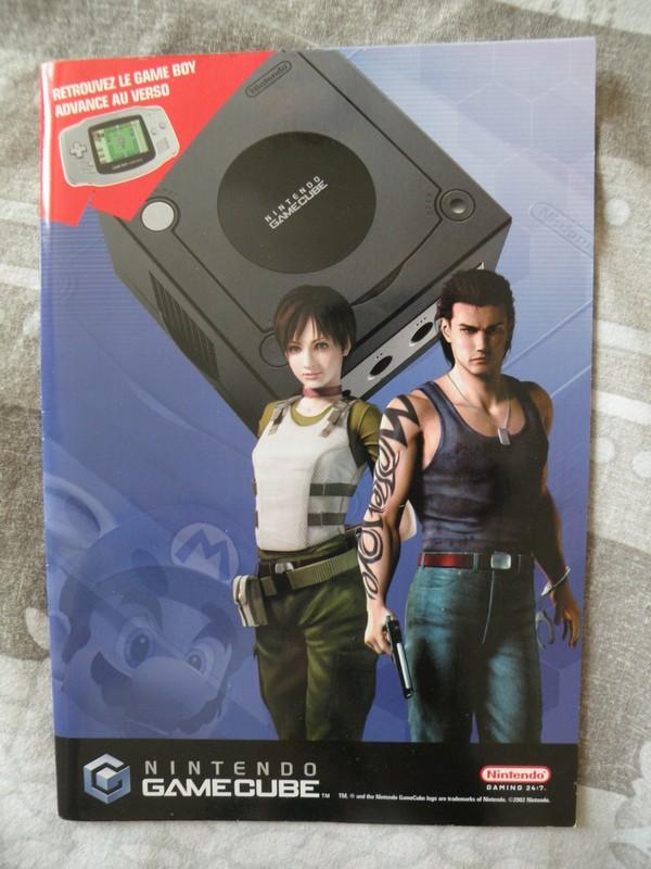 Catalogue GameCube/GBA 2003