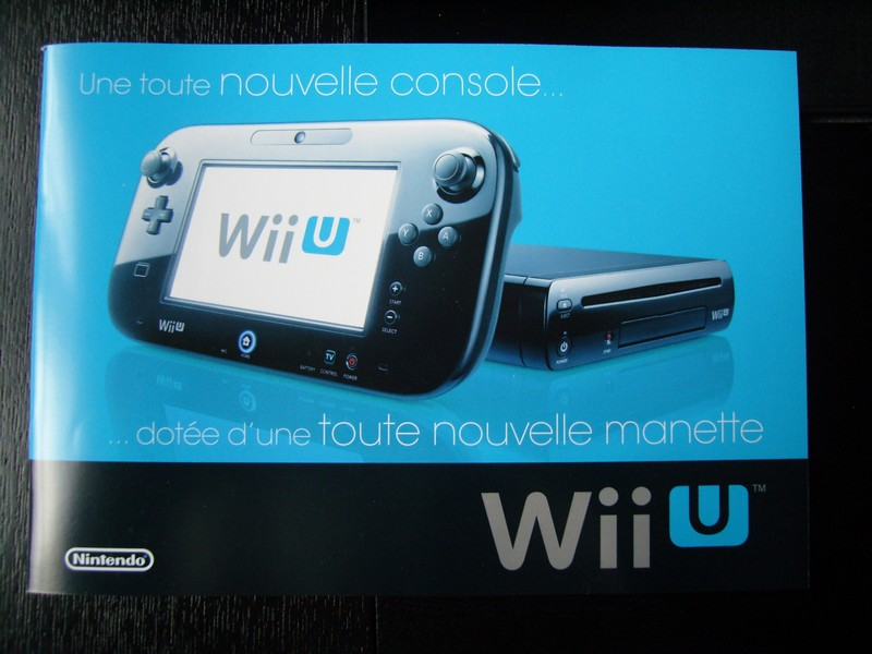 Catalogue Wii U