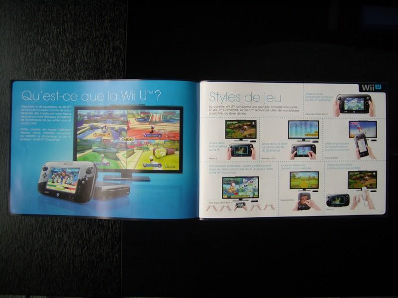 Catalogue Wii U