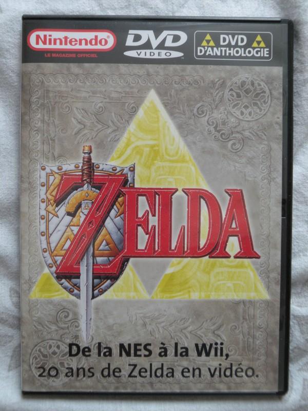 DVD d'anthologie The Legend Of Zelda