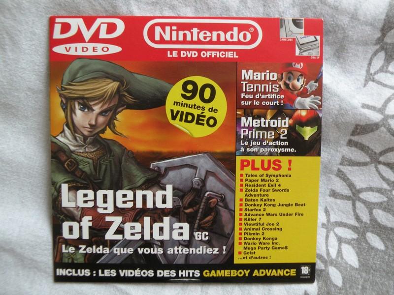 DVD vidéo GameCube/GBASP