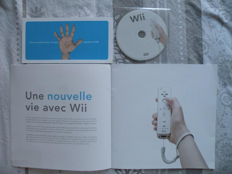 Dossier presse Wii