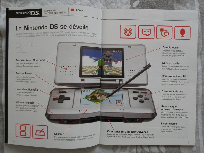 Guide officiel Nintendo DS Dock Games 2004