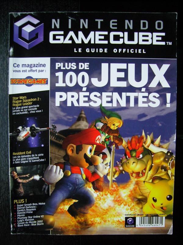 Guide officiel Nintendo GameCube (2002)