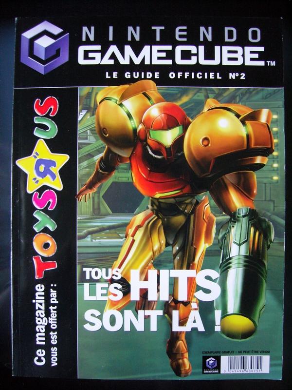 Guide officiel Nintendo GameCube Toys'R Us (2002)