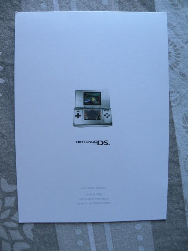 Teaser Nintendo DS 2005