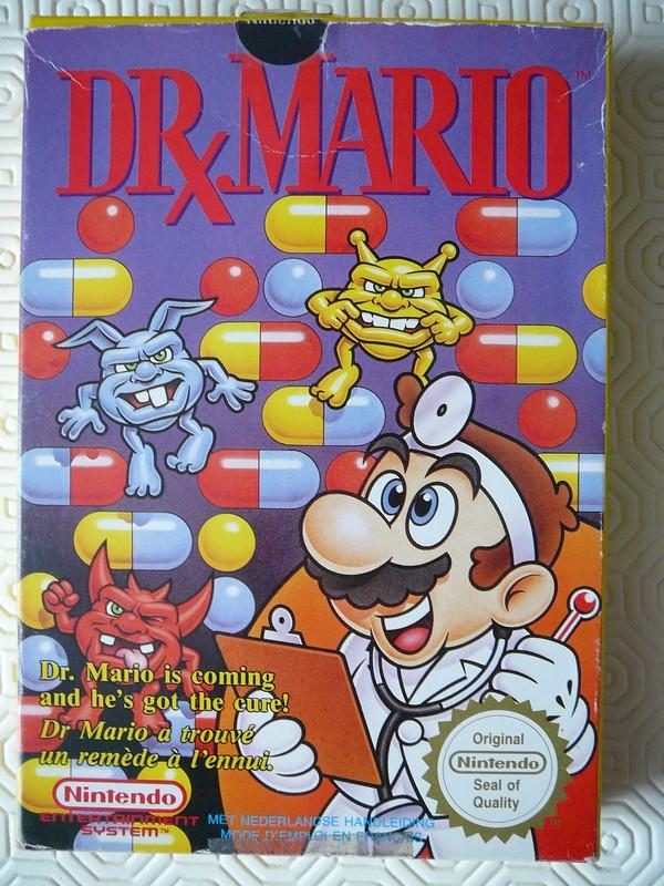 Boîte Dr Mario
