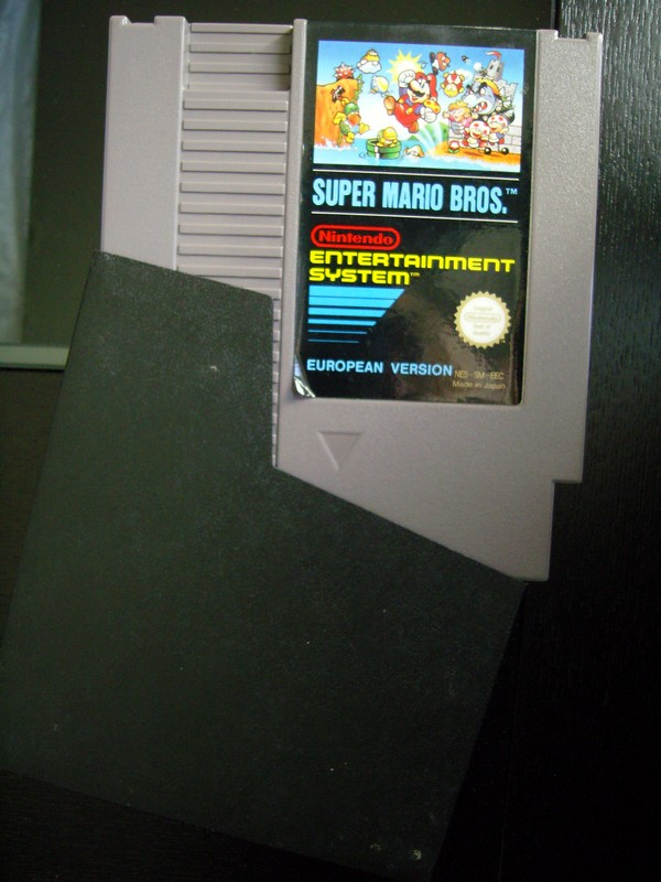 Super Mario Bros. Small Box