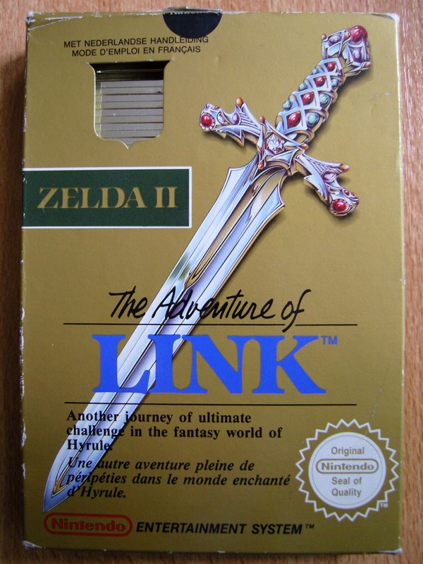 Zelda II : The Adventure Of Link