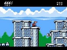 Astérix in-game