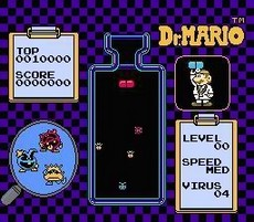 Dr Mario in-game