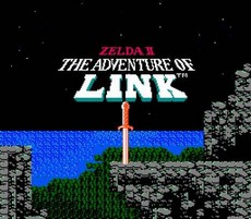 Legend Of Zelda II : Adventure Of Link in-game