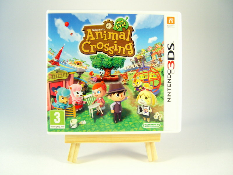 Animal Crossing : New Leaf