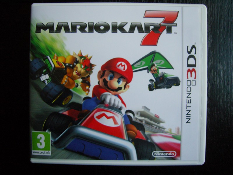 mario kart 7 nintendo 3ds nintendo museum. Black Bedroom Furniture Sets. Home Design Ideas