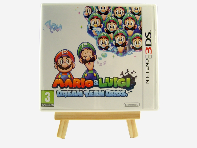 Mario & Luigi Dream Team Bros.