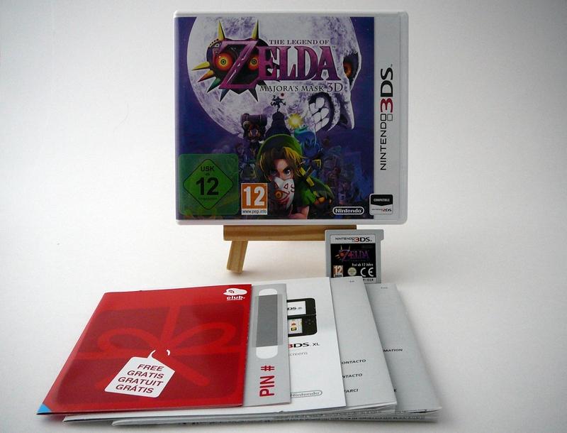 The Legend Of Zelda : Majora's Mask 3D Special Edition