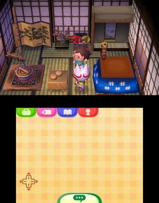 Animal Crossing : New Leaf in-game