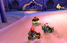 Mario Kart 7 in-game
