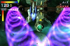 StarFox 64 3D in-game