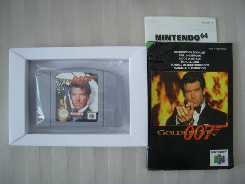 Boîte GoldenEye 007
