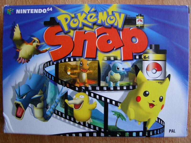 Boîte Pokemon Snap