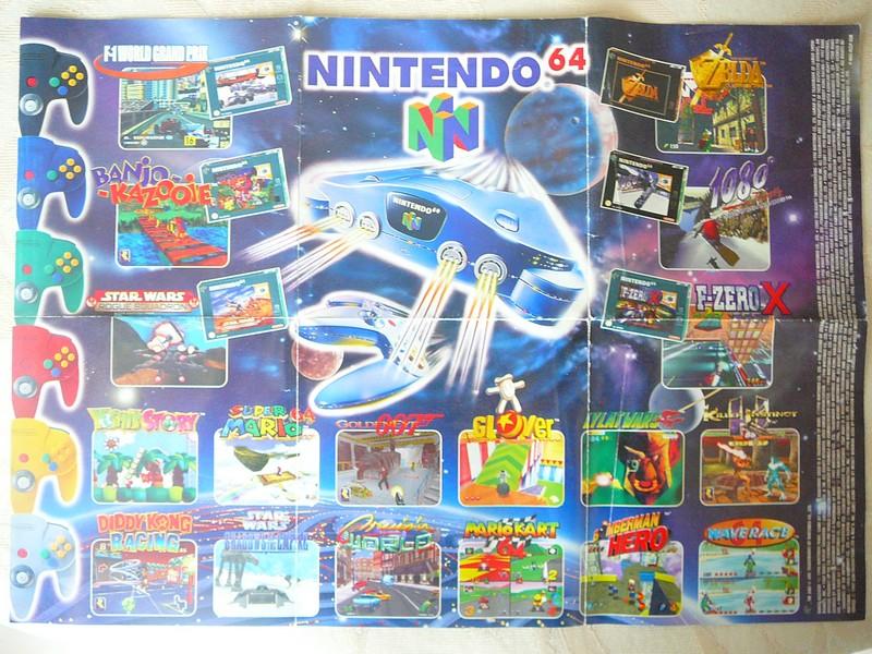 Pub Nintendo 64