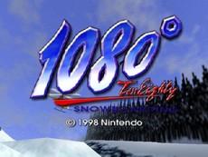 1080° TenEighty Snowboarding in-game