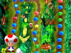 Mario Party in-game