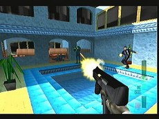 Perfect Dark in-game