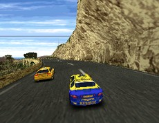 V-Rally 99 in-game