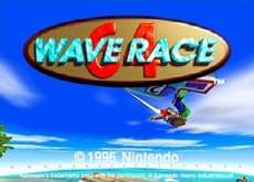 Wave Race 64 in-game