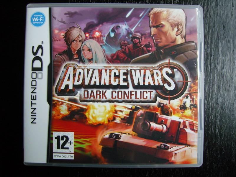 Advance Wars Dark Conflit