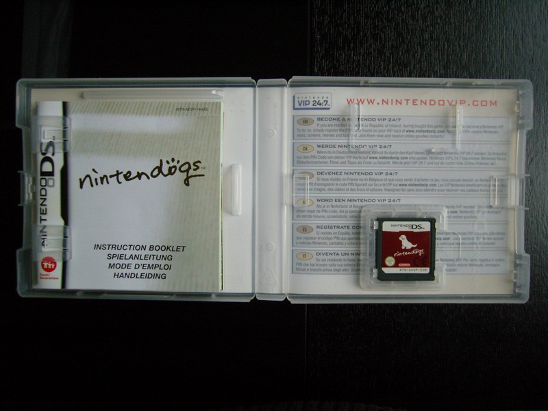 Nintendogs : Teckel