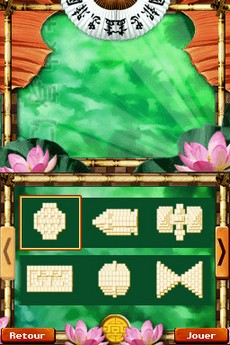 5 in 1 Mahjong in-game